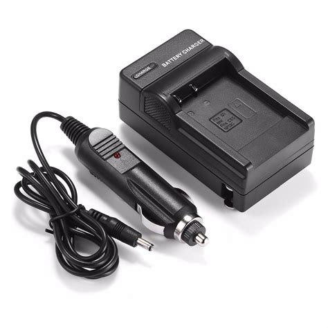 Battery Replacement For Sony Cyber Np Bn1 Powerextra Np Bn1 N Type Replacement Battery Charger For