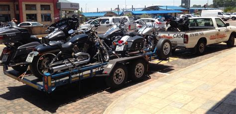 Motorrad Transport Transporter by Motorcycle Transport South Africa Bike Freight Transport