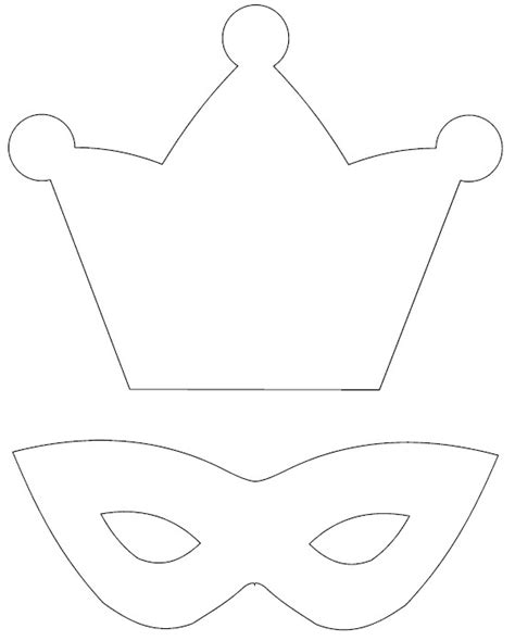crown templates king crowns templates invitation templates clipart