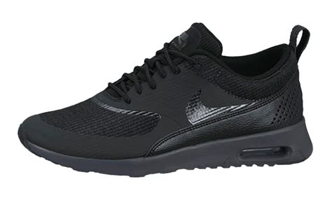 Nike Air Max Thea Black nike air max thea black the sole supplier
