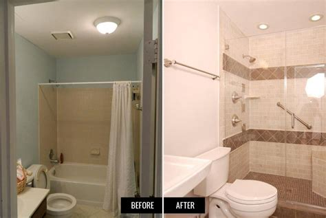 before and after bathroom remodels 10 bathroom remodel ideas before and after 1 removing