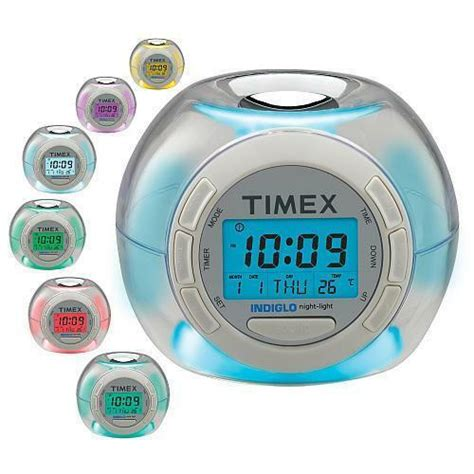 soothing sounds alarm clock ebay