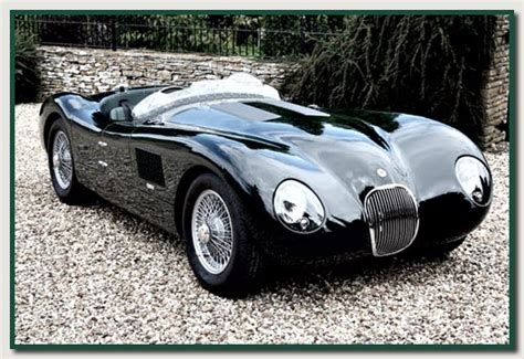 Jaguar C Type Replica Jaguar C Type Replica Motoburg