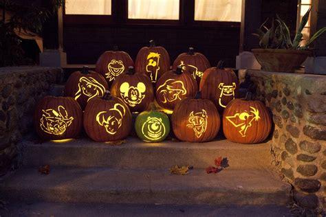 disney pumpkins disney pumpkin carving disney style