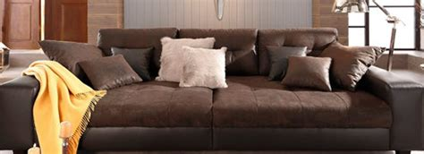 Big Sofas Leder by Leder Big Sofa Kaufen Bei 187 Cnouch De