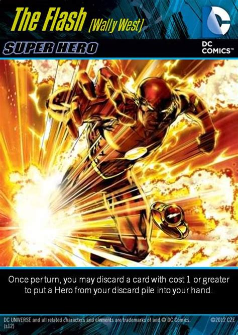 Dc Deck Building Card Templates by Custom Heroes Dc Comics Deck Building