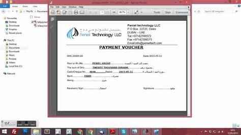 cash voucher sampl on top free payment voucher templates word excel