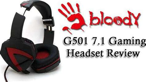 Bloody Radar 71 Gaming Headset G501 Hitam a4teck bloody radar 360 gaming 7 1 headset g501 buy best price in uae dubai abu dhabi sharjah