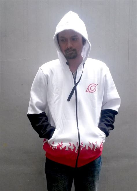 Sweater Yondaime Yondaime Minato Hoodie Sweater Jacket
