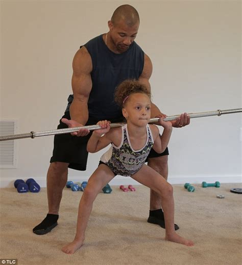 kids bench press meet the parents who put bodybuilding offspring through