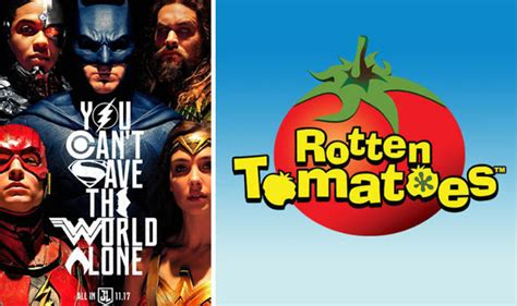 s day rotten tomatoes justice league rotten tomatoes score revealed early can
