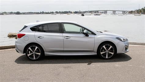 2017 subaru impreza sedan silver subaru impreza 2 0i s hatch 2017 review road test