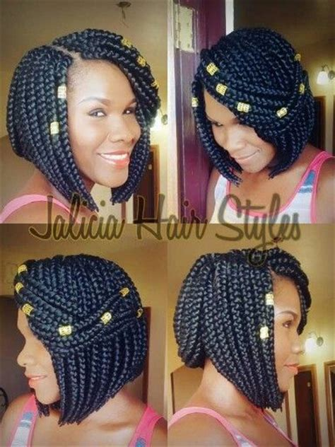 boxbraidswith bobcut braids bobs and boxes on pinterest