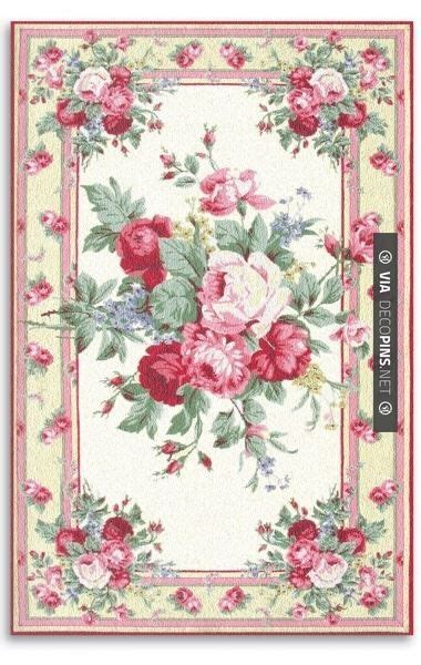 rosy chic rug beautiful rosy rug check out more shabby chic rugs ideas at decopins shabby