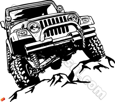 jeep logo art jeep grill clipart clipart suggest