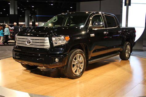 Where Are Toyota Tundras Made 2014 Toyota Tundra Makes Appearance At Atlanta