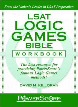 the powerscore lsat logical reasoning bible books the powerscore lsat logic bible workbook by david m