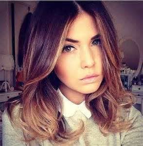 medium hair color medium length hair trends 2016
