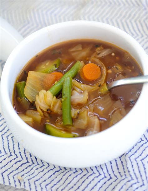 vegetables 0 points weight watchers weight watchers zero point cabbage soup recipe diaries