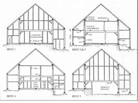 dutch barn plans dutch barn preservation society