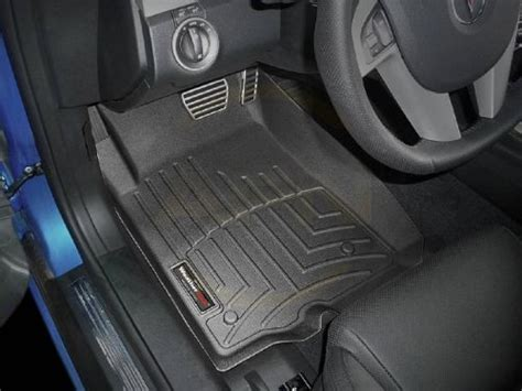 Custom Seat Covers And Floor Mats by Weathertech Custom Fit Front Floorliner For Pontiac G8