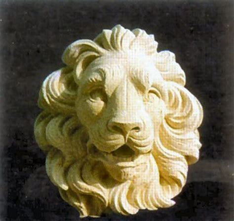Lion Statue Home Decor by Classic Gargoyle With A Lion Head