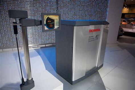 honda hydrogen generator los auto show 2007 on