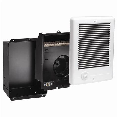 fan forced electric heater cadet com pak 2 000 watt 240 volt fan forced in wall
