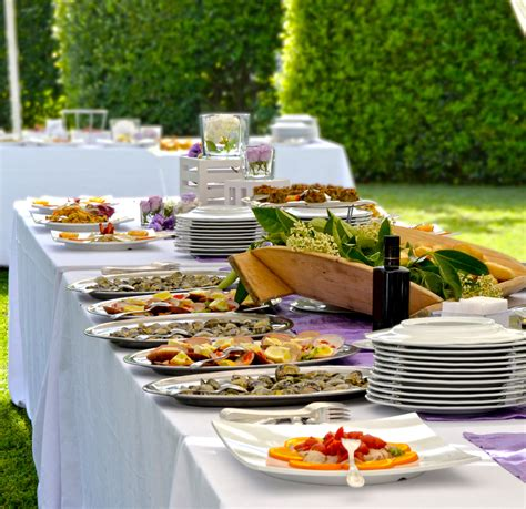 a wedding caterer s guide to menu planning for your big
