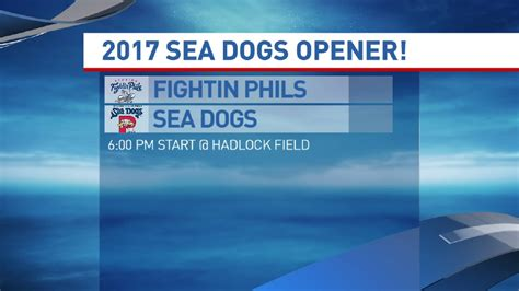 portland sea dogs schedule 2017 sea dogs open 2017 at home wgme