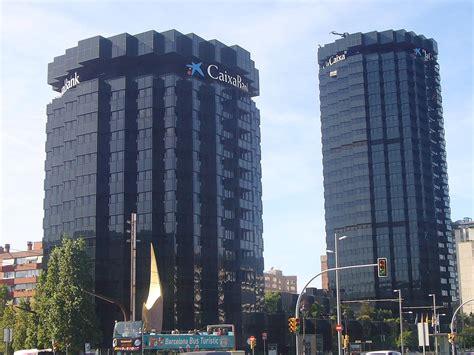 la caixa oficines torres la caixa wikipedia la enciclopedia libre