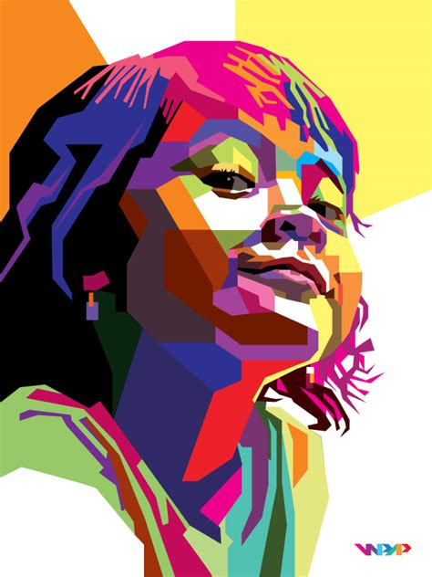 tutorial wpap dengan adobe illustrator cs3 wpap art portrait illustrations tutorials inspiration