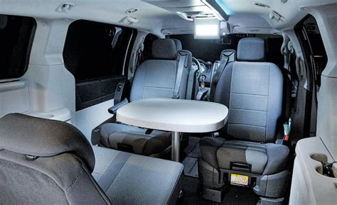 Grand Caravan Interior by 302 Found