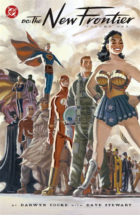 dc the new frontier vol 1 dc database fandom powered