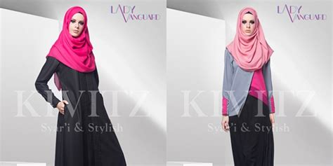 Syar I Mahya kivitz vanguard koleksi terbaru yang menawan