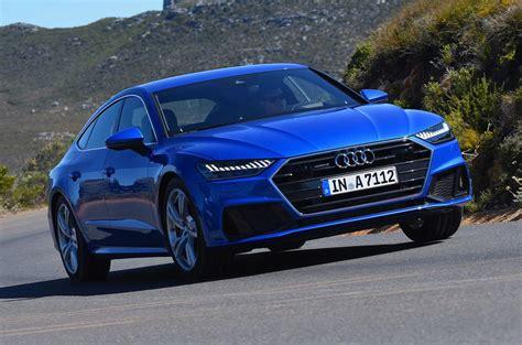 Audi A7 Sline by Audi A7 Sportback 55 Tfsi S Line 2018 Review Autocar