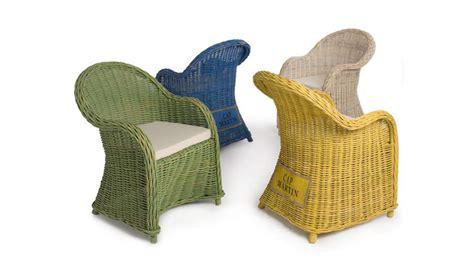 poltroncine giardino sedie e poltroncine etniche provenzali shabby rattan per