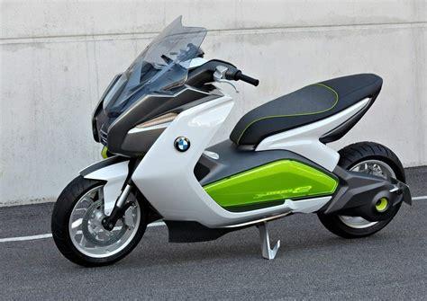 bmw moped bmw concept e