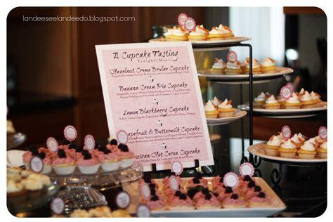 hosting party how to host a cupcake tasting landeelu com