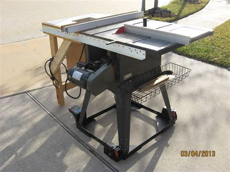 Biesemeyer Fence For Craftsman Table Saw by Biesemeyer Fence For Craftsman Table Saw Espotted