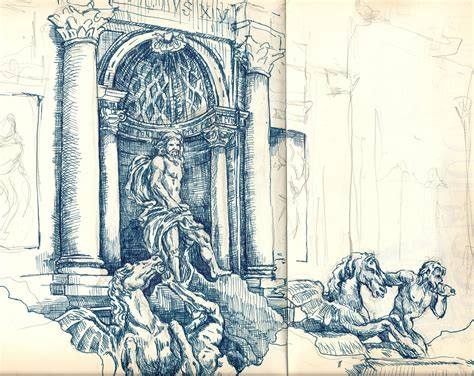 sketchbook rome sketchy notions sketchbook ode the last of the italy