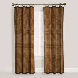 Bamboo Panel Curtains Bamboo Outdoor Curtain Bamboo Products Photo