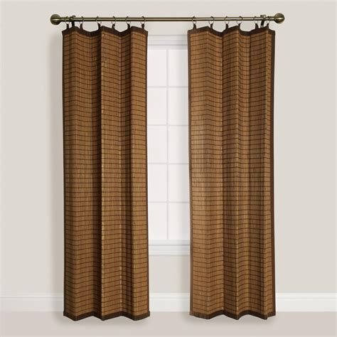 outdoor curtain panels bamboo outdoor curtain bamboo products photo