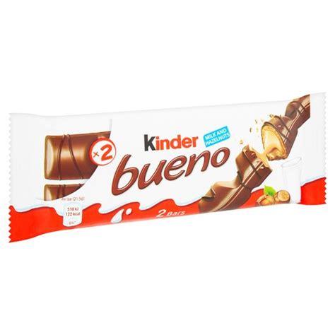 Kinder Bueno 21 5g X 2pcs kinder bueno bar 43g groceries tesco groceries