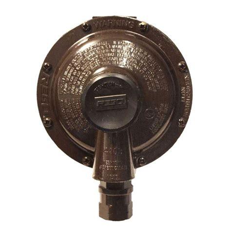 Regulator Single Stage Rego Low Pressure rego lv4403b46r second stage propane regulator