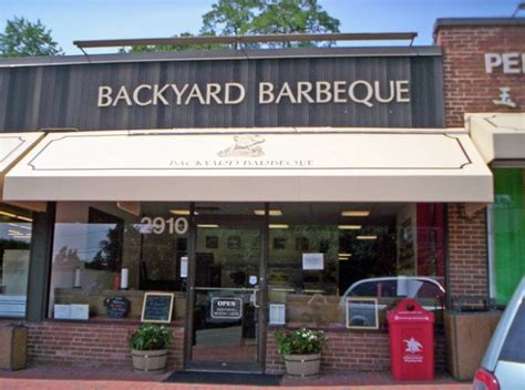 backyard bbq arlington 7 best hole in the wall bbq restaurants in washington dc