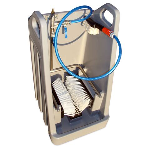 boat drain cleaner boot cleaner with collection tray boot washer boot