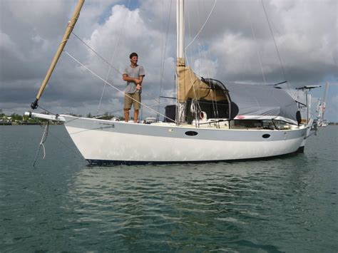 trashman boat sailboat frances 26 by morris yachts and victoria yachts