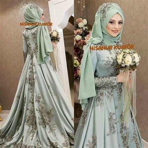 Ikn Dress Muslim Fathiya 2053 best muslim wedding dress ideas images on