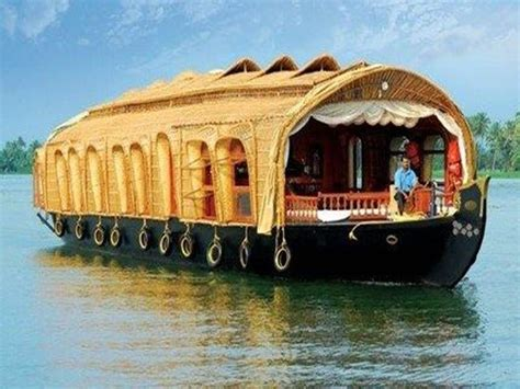house boat at kollam delux 4 beds houseboat booking for 1 nights in kollam at
